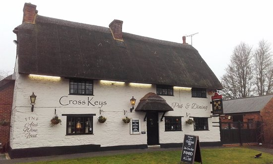 The Cross Keys for examples of previous work