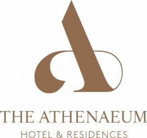 The Athenaeum Hotel logo for examples of clients