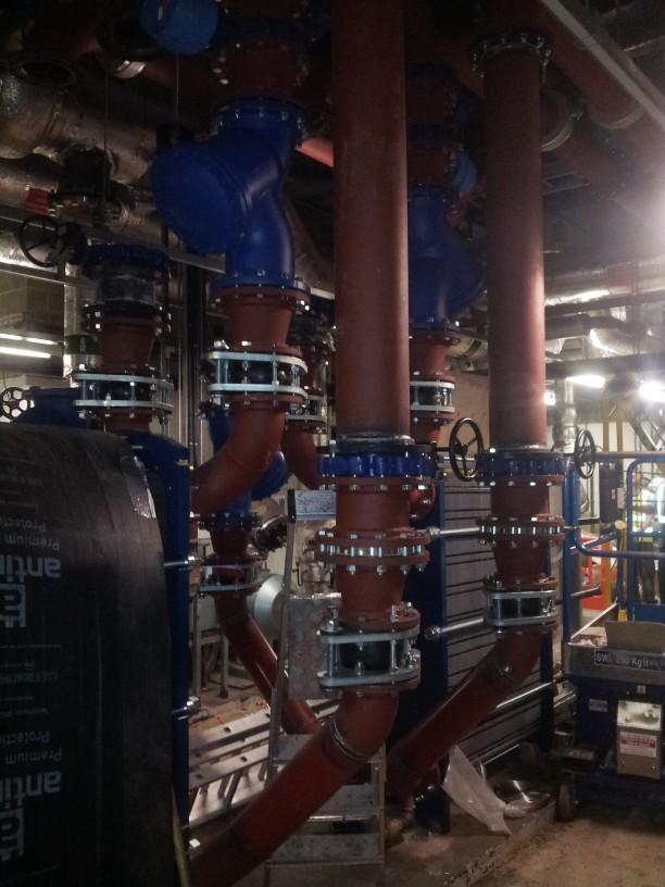 Mechanical Pipework Phl